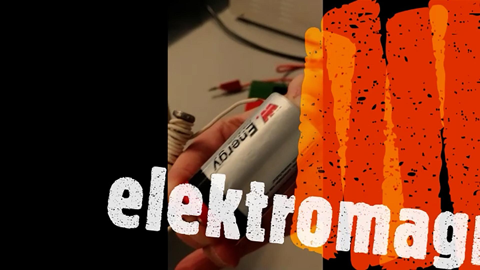 Vorschaubild Video Physik - Die elektromagnetische Spule auf der Seite Tag der offenen Tuer
